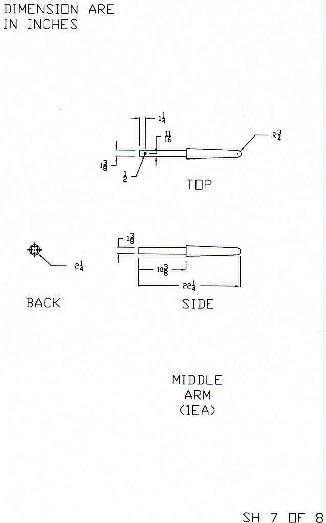 Arm (center)