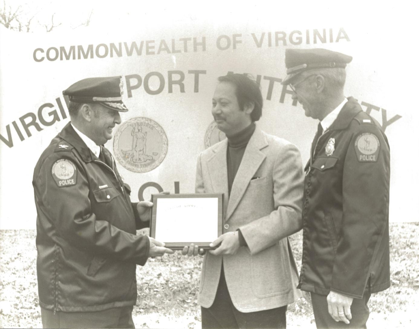 Chief Collier, Virginia Port Authority